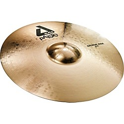 Paiste Alpha Brilliant Groove Ride Cymbal (0881721)