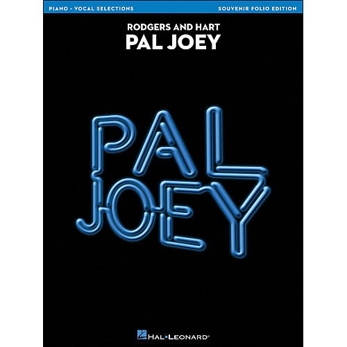 Hal Leonard Pal Joey Vocal Selections arranged for piano, vocal, and guitar (P/V/G)-thumbnail
