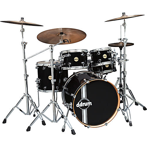 Ddrum Paladin Maple 5-Piece Shell Pack-thumbnail