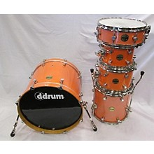 Ddrum Paladin Maple Drum Kit