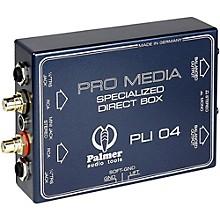 Palmer Audio Palmer Audio PLI 04 Line Isolation Box 2 Channel