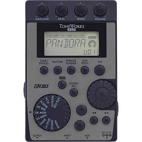 Korg Pandora PX4D Guitar Multi Effects Processor-thumbnail