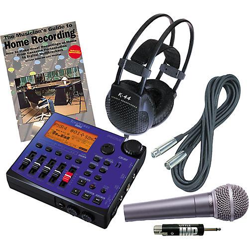 Toneworks Pandora PXR4 Recording Package