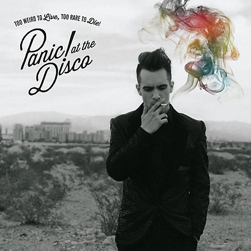 WEA Panic! At The Disco - Too Weird To Live, Too Rare To Die! (Vinyl)-thumbnail