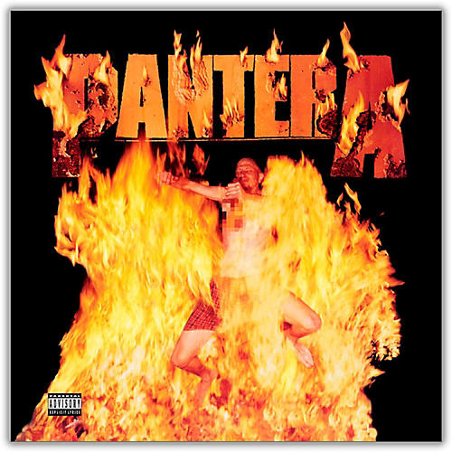 WEA Pantera - Reinventing the Steel Vinyl LP