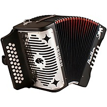 Hohner Panther HA3100FB FBbEb Accordion