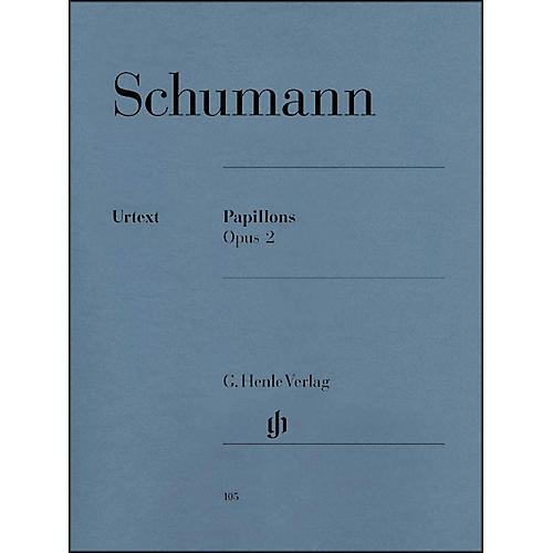 G. Henle Verlag Papillons Op. 2 By Schumann-thumbnail