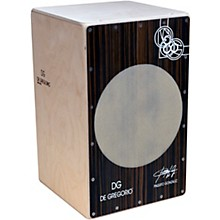 DG De Gregorio Paquito Gonzalez Signature Cajon with Brush Face