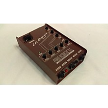 LR Baggs Para Acoustic DI Direct Box Pre With EQ Acoustic Guitar Pickup