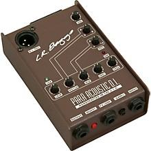 LR Baggs Para Acoustic Guitar DI and Preamp Level 1