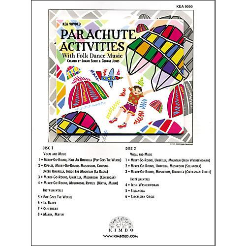 Kimbo Parachute Activities with Folk Dance Music