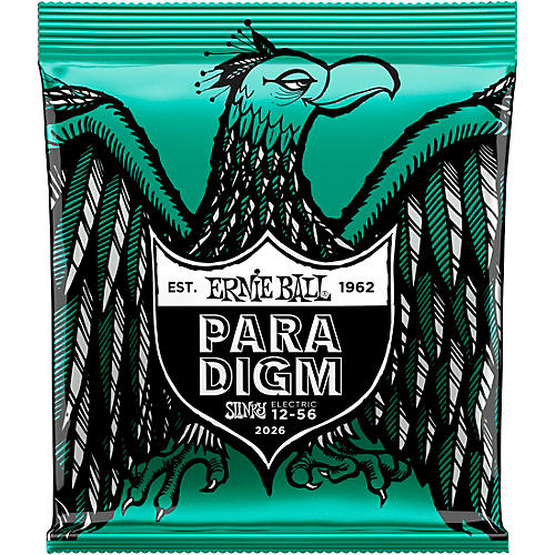 Ernie Ball Paradigm Not Even Slinky Electric Guitar Strings-thumbnail