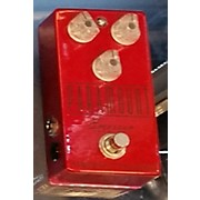 Emerson Paramount Handwired Overdrive Limited Edition Red Sparkle Effect Pedal