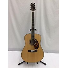 Fender Paramount Limited Edition PM-1 Mah Adirondack Acoustic Electric Guitar