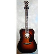Fender Paramount PM-1 DELUXE Acoustic Electric Guitar