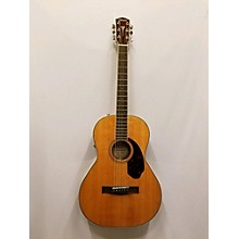 Fender Paramount PM-2 Acoustic Electric Guitar