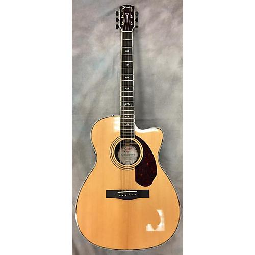 Fender Paramount PM-3 Acoustic Electric Guitar