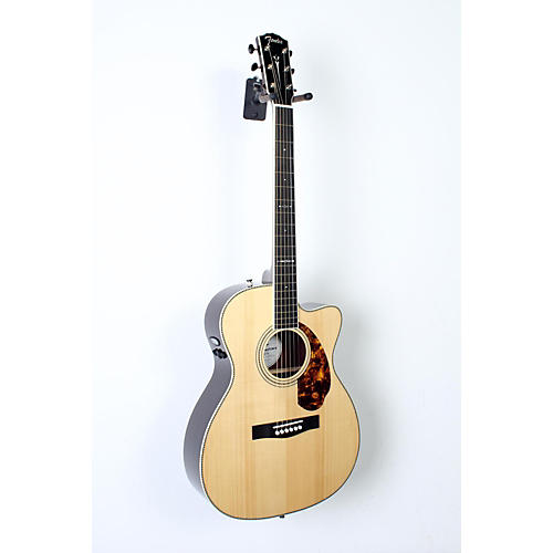 Fender Paramount Series PM-3 Limited Adirondack Triple-0, Rosewood Acoustic-Electric Guitar-thumbnail