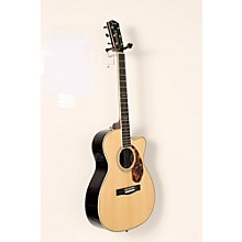 Paramount Series Limited Edition PM-3 Cutaway Triple-0 Acoustic-Electric Guitar Level 2 Natural 888365961705