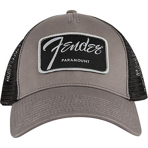 fender paramount series logo hat guitar center. Black Bedroom Furniture Sets. Home Design Ideas