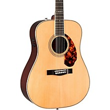 Paramount Series PM-1 Limited Adirondack Dreadnought, Rosewood Acoustic-Electric Guitar Natural