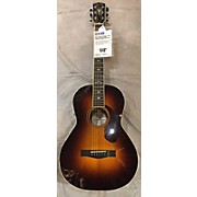 Fender Paramount Series PM-2 DELUXE SB Acoustic Electric Guitar