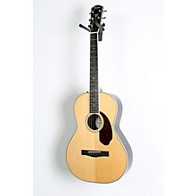 Paramount Series PM-2 Deluxe Parlor Acoustic-Electric Guitar Level 2 Natural 888365977584