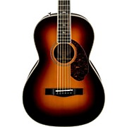 Fender Paramount Series PM-2 Deluxe Parlor Acoustic-Electric Guitar