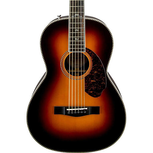 Fender Paramount Series PM-2 Deluxe Parlor Acoustic-Electric Guitar-thumbnail