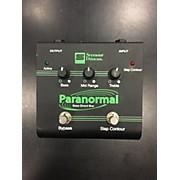 Seymour Duncan Paranormal Bass Direct Box Bass Effect Pedal