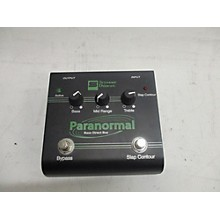 Seymour Duncan Paranormal Bass Direct Box Bass Effect Pedal