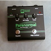 Seymour Duncan Paranormal Bass Direct Box Effect Pedal