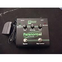 Seymour Duncan Paranormal Direct Box Bass Effect Pedal