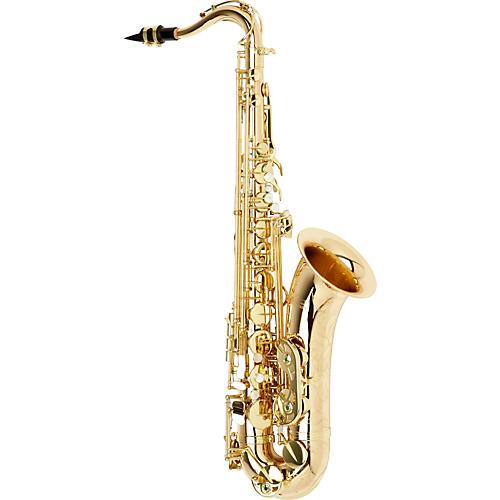 Allora Paris Series Professional Tenor Saxophone AATS-805 - Black Nickel Body - Silver Plated Keys-thumbnail