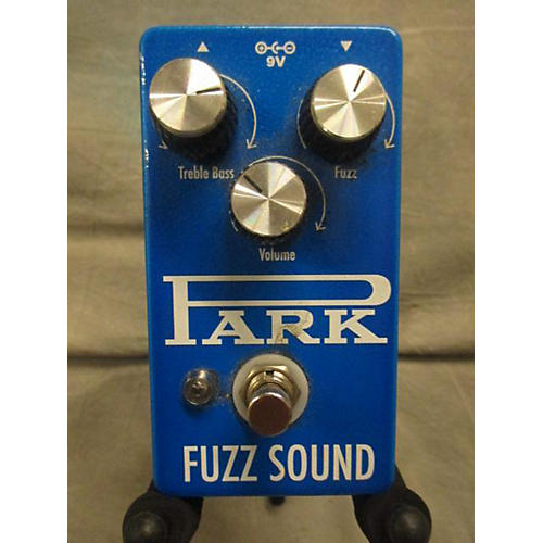 Earthquaker Devices Park Fuzz Sound Effect Pedal-thumbnail