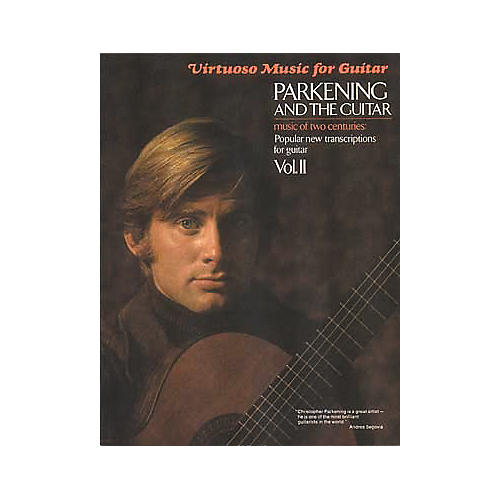 Hal Leonard Parkening and the Guitar - Volume 2 Guitar Tab Book-thumbnail