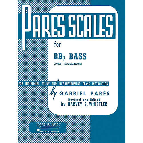 Hal Leonard Par¨s  Scales For Bb Flat Bass-thumbnail
