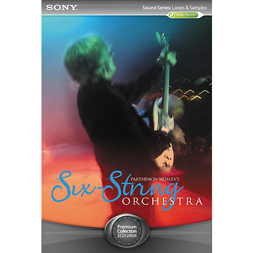 Sony Parthenon Huxley's Six String Orchestra