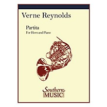 Southern Partita (Horn) Southern Music Series Composed by Verne Reynolds