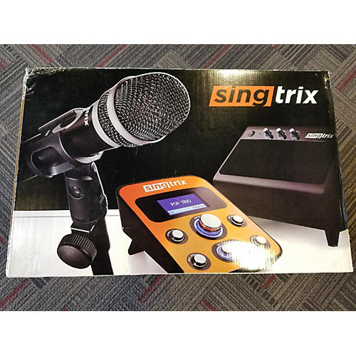 Singtrix Party Bundle Home Karaoke System Sound Package