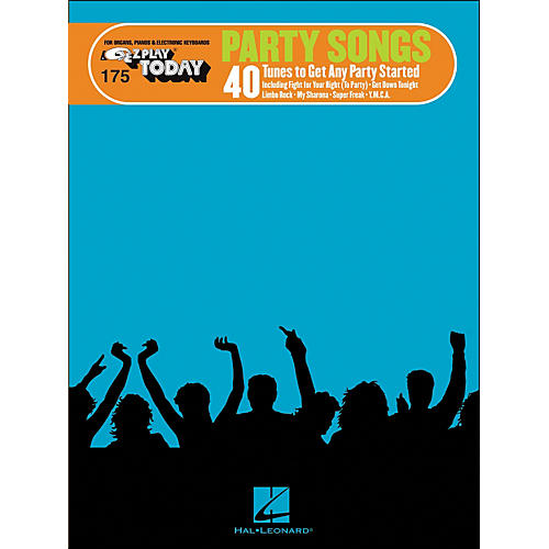 Hal Leonard Party Songs E-Z Play 175-thumbnail
