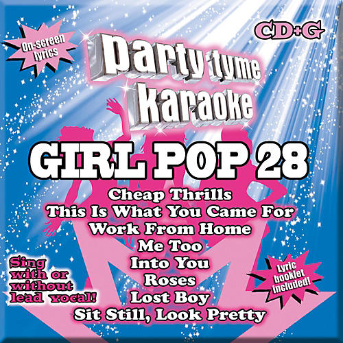 Universal Music Group Party Tyme Karaoke - Girl Pop 28