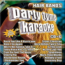 Sybersound Party Tyme Karaoke - Hair Bands