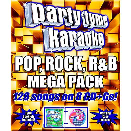 SYBERSOUND Party Tyme Karaoke - Pop, Rock, R&B Mega Pack-thumbnail
