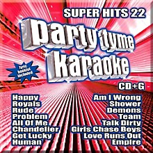 Sybersound Party Tyme Karaoke - Super Hits 22