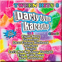 Sybersound Party Tyme Karaoke - Tween Hits 8
