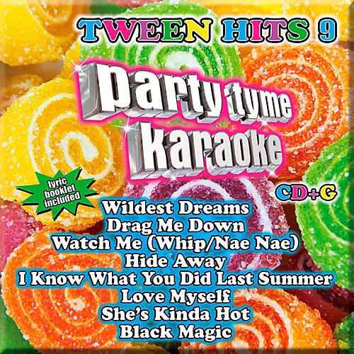 SYBERSOUND Party Tyme Karaoke - Tween Hits 9-thumbnail