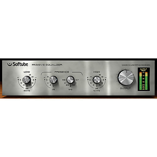 Softube Passive Active EQ Plug-in Pack - Native Download-thumbnail