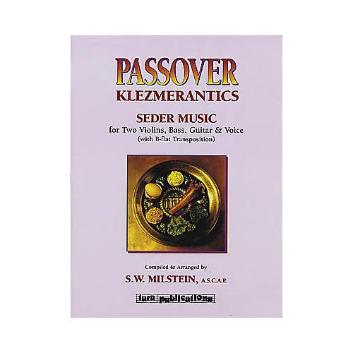 Tara Publications Passover Klezmerantics Book-thumbnail