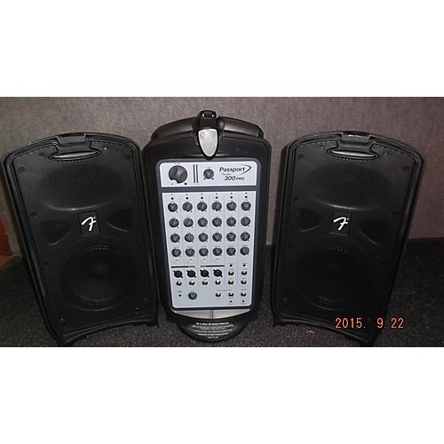Fender Passport 300 Pro Sound Package
